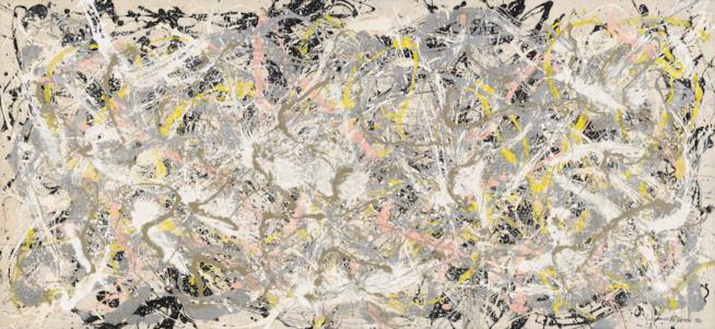 Opera di Pollock