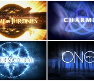 Il Trono di Spade, Streghe, Supernatural, C'era una volta