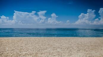 Una spiaggia di Ibiza