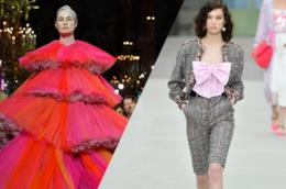 Collage tra Schiaparelli e Chanel