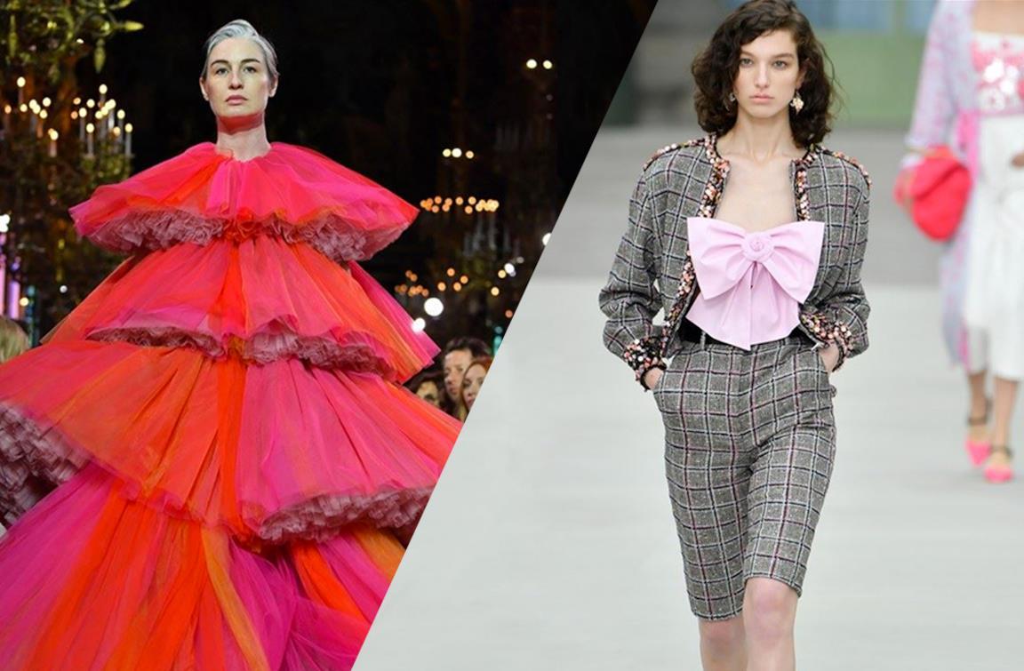 Collage tra Schiaparelli e Chanel