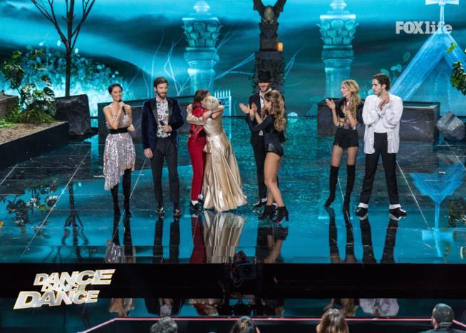 I concorrenti di Dance Dance Dance dell'ottava puntata