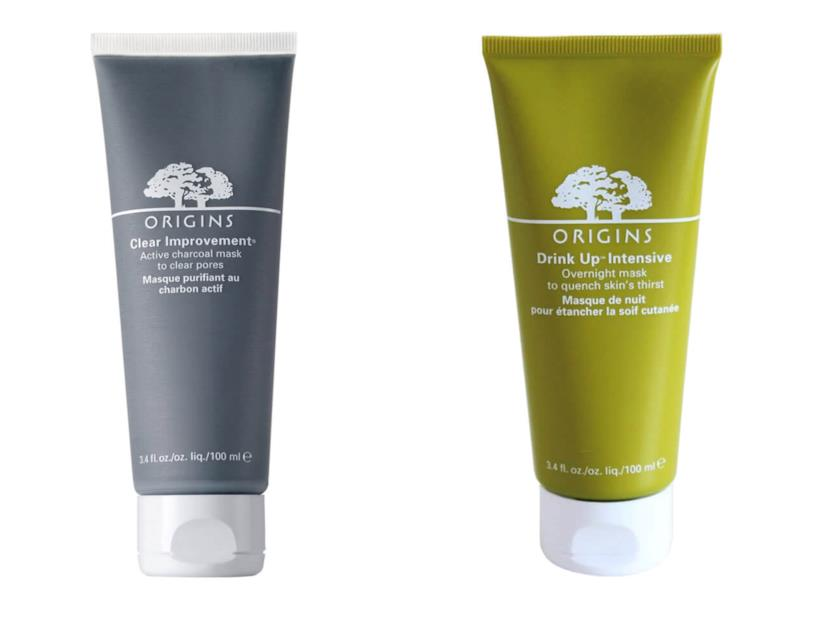 Clear Improvement Mask e Drink Up Mask