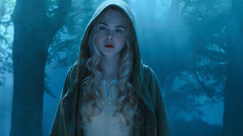 Elle Fanning - Aurora in Maleficent