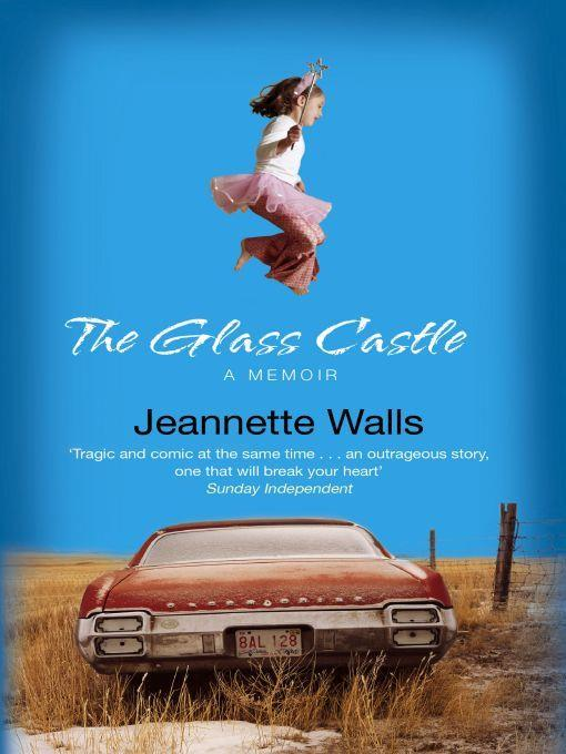La copertina del libro The Glass Castle
