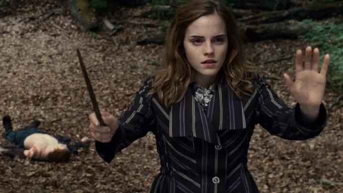Hermione in Harry Potter