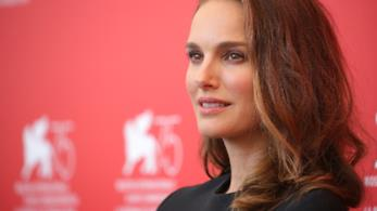 Natalie Portman a Venezia 75