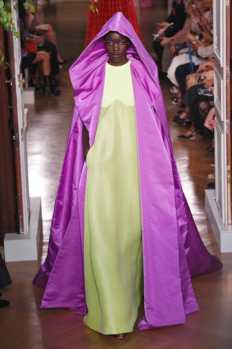 Sfilata VALENTINO Collezione Alta moda Autunno Inverno 19/20 Parigi - ISI_4262
