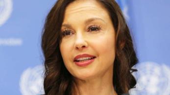L'attrice Ashley Judd