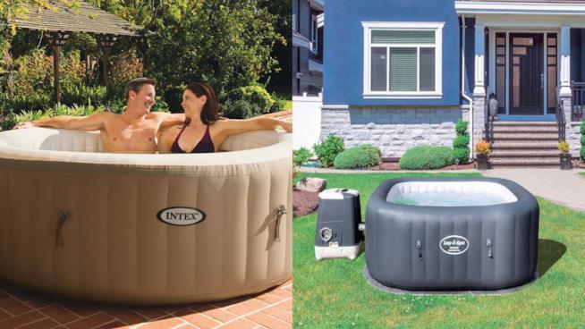 Migliori piscine gonfiabili per l'estate