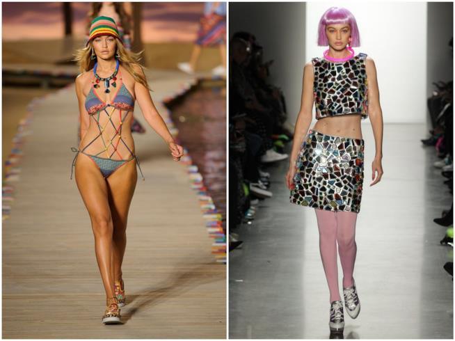 Gigi Hadid: come è cambiato il suo corpo in questi anni
