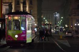 Serata a Milano