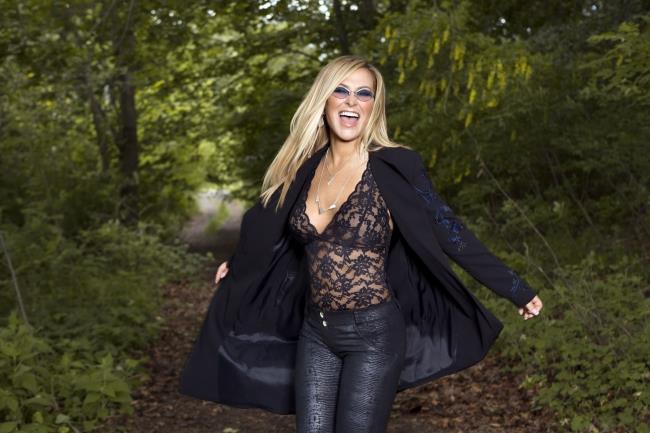 Anastacia: il 15 settembre ha pubblicato il suo primo album con Universal Music dal titolo Evolution
