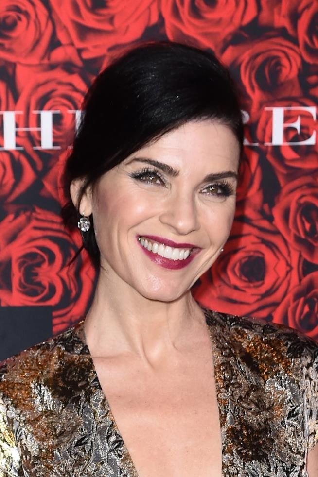 Julianna Margulies, protagonista di The Good Wife