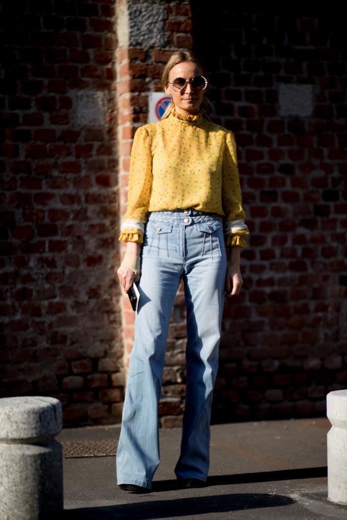 Street Style Milano Fashion Week 2019