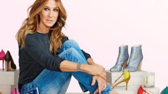 SJP: la passione delle scarpe di Carrie in una nuova linea di calzature tutte italiane