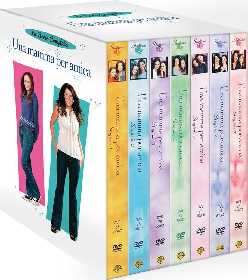 Cofanetto DVD di Una Mamma per Amica - Stagioni 1-7