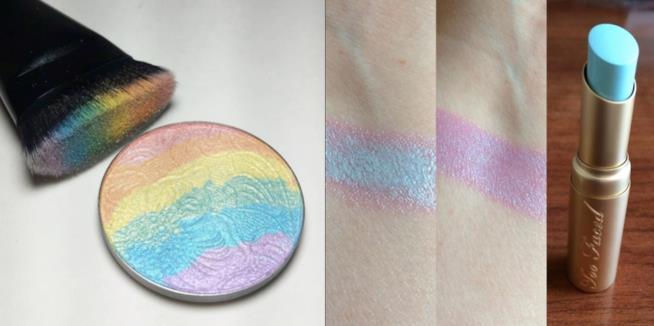 I prodotti per il make-up unicorn più desiderati del web