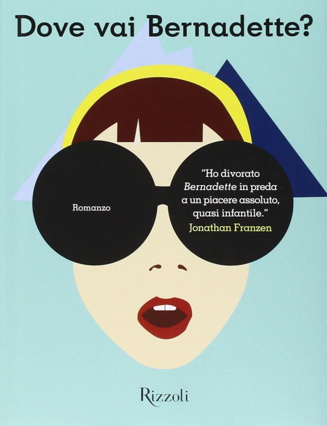 Copertina del libro Dove vai, Bernadette?