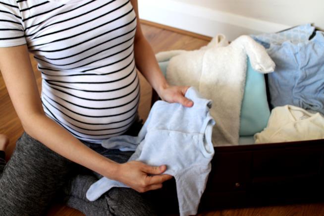 Cosa inserire nella valigia per il parto