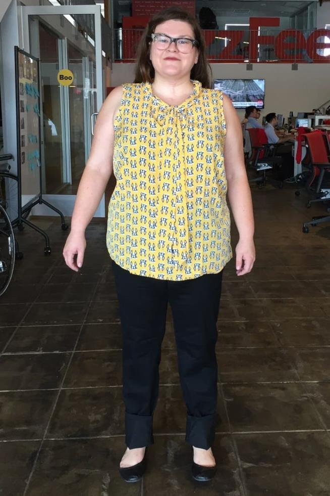 L'outfit di Kristin Chirico proposto da Modcloth