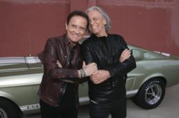 Roby Facchinetti e Riccardo Fogli per l'album Insieme