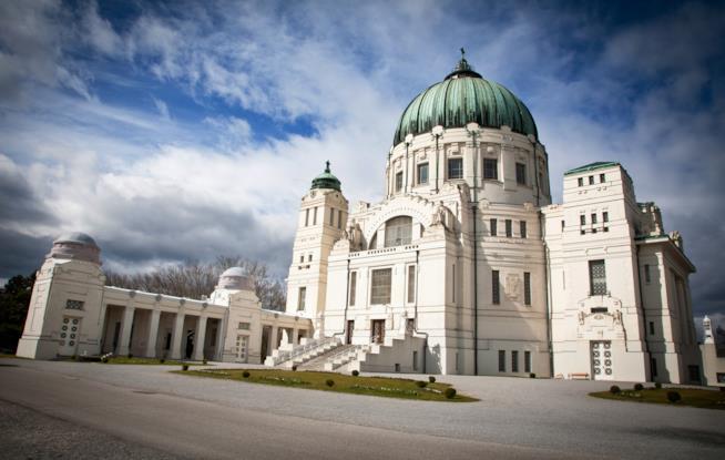 Zentralfriedhof: il cimitero centrale di Vienna