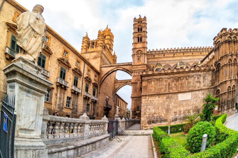 Vista della Cattedrale
