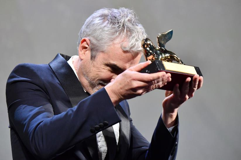 Alfonso Cuarón a Venezia 75