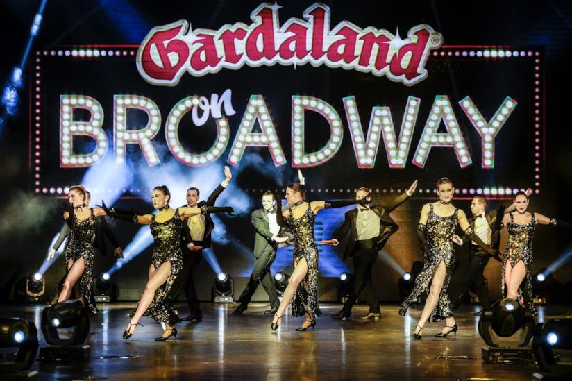 Gardaland on Broadway, gli spettacoli di Gardaland