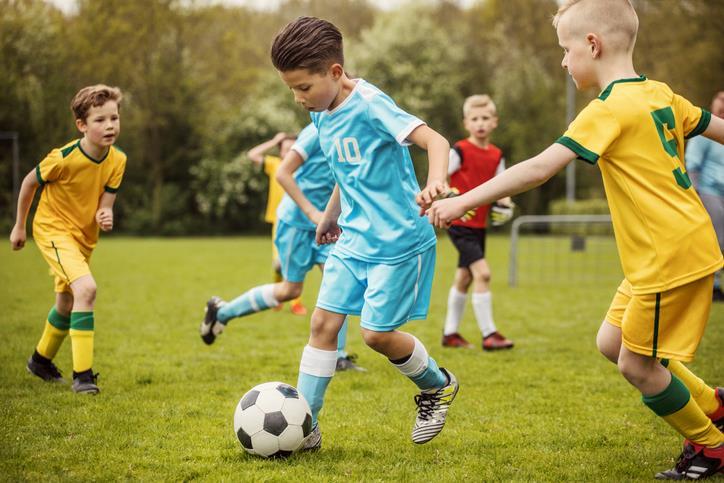 Sport per bambini: il calcio come sport di squadra