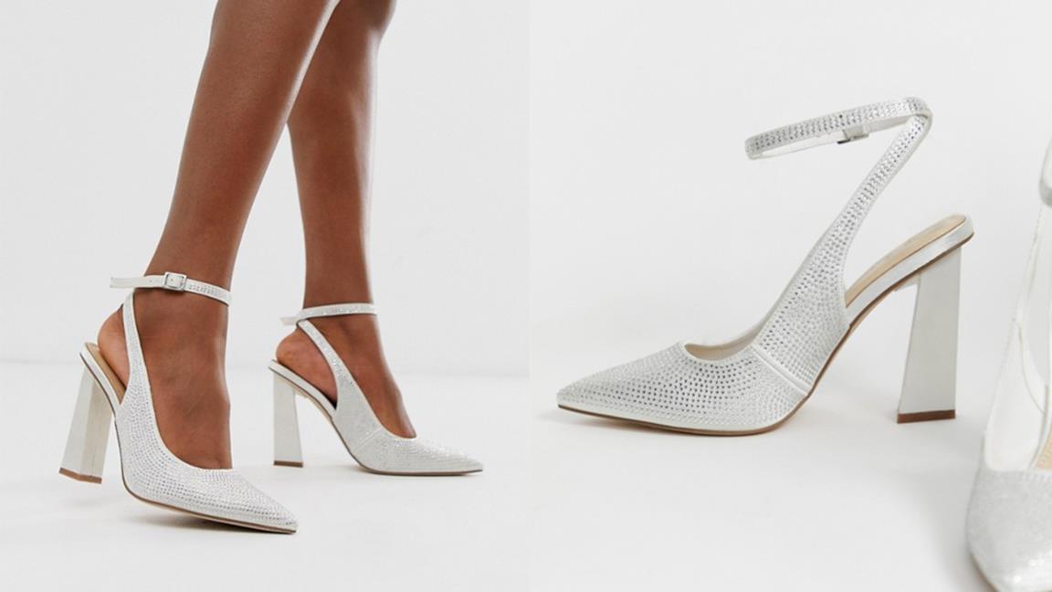 il più economico scarpe casual alta qualità Le 26 scarpe da sposa più belle di Asos