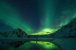 Vedere l'aurora boreale in Islanda: tutti i consigli