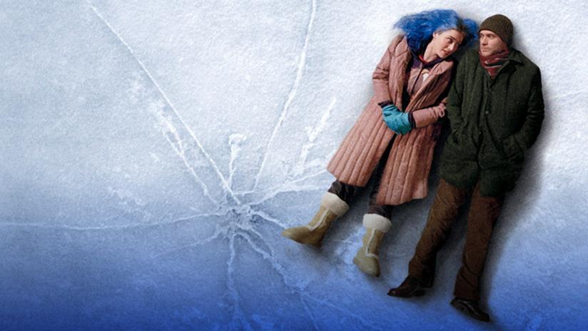 Kate Winslet e Jim Carrey in Se Mi Lasci ti Cancello