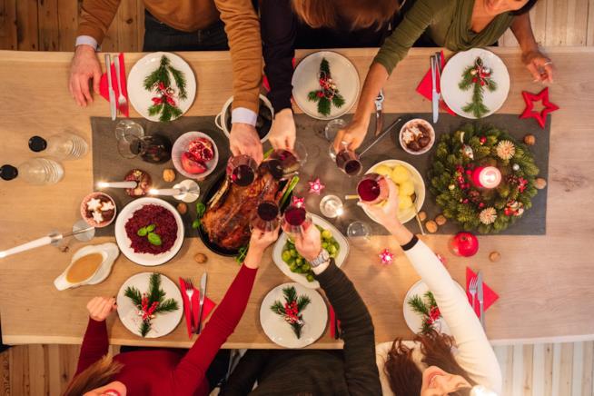 Come Apparecchiare La Tavola A Natale 2018