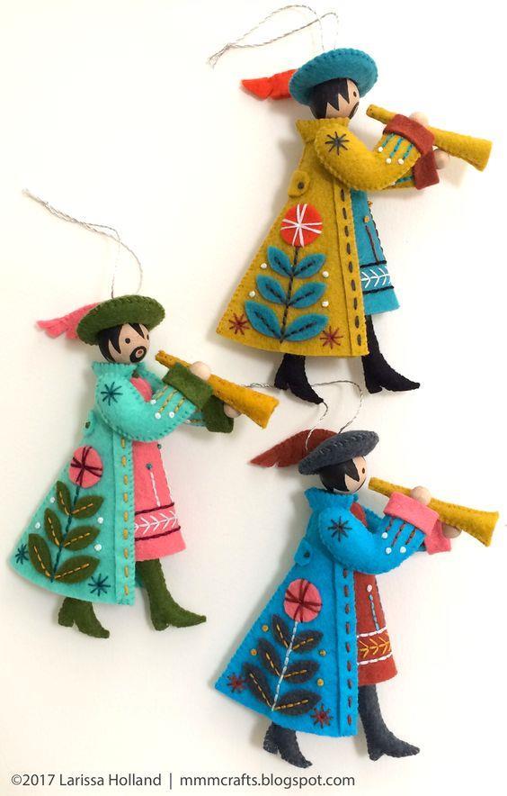 Addobbi artigianali folk