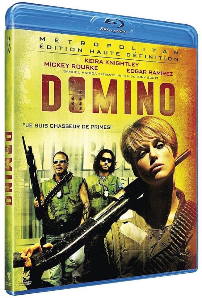 Blu-ray di Domino