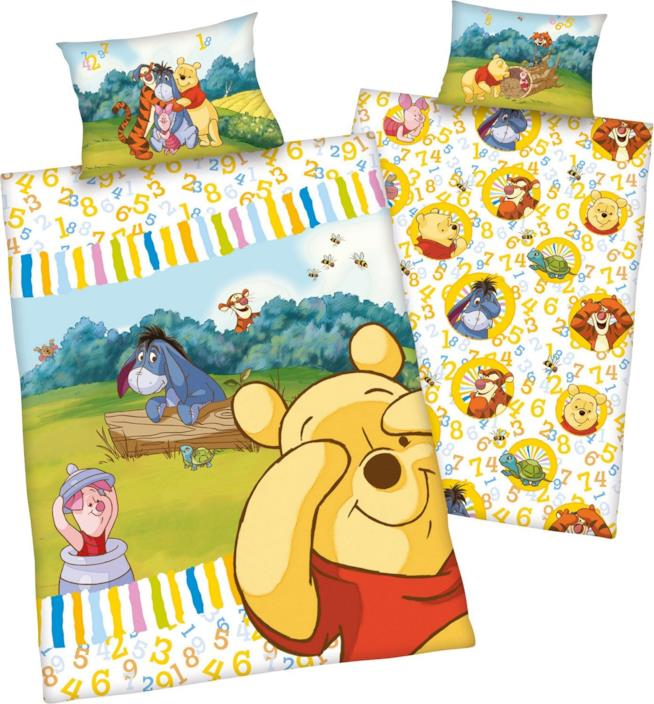 Lenzuola Winnie the Pooh