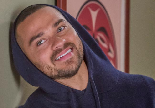 Jackson Avery ha il volto di Jesse Williams