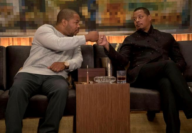 Lucious e Shine, Empire 4 - Episodio 15