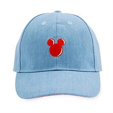 Cappellino in jeans Topolino adulti