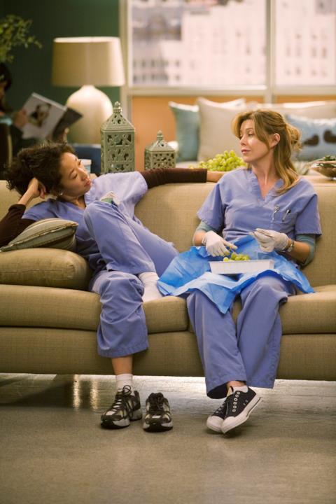 Cristina e Meredith 1