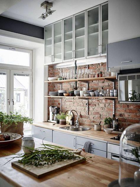 Cucina in stile classico