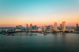 Vista di San Diego