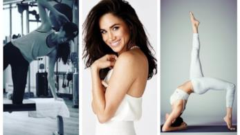 Meghan Markle si prepara al Royal Wedding con il fitness