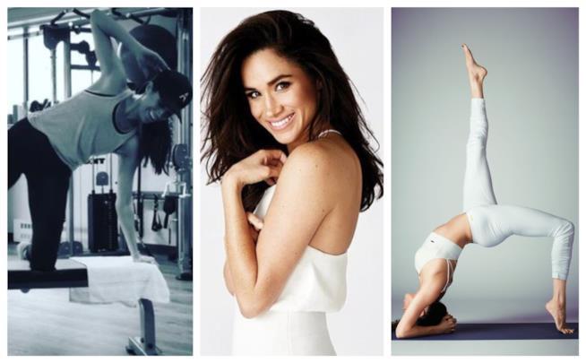 Meghan Markle si prepara al Royal Wedding con il fitness