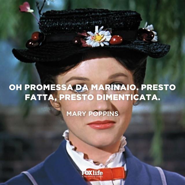 Primo piano di Mary Poppins