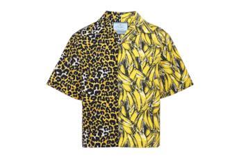 Le camicie di Prada sono il must dell'estate