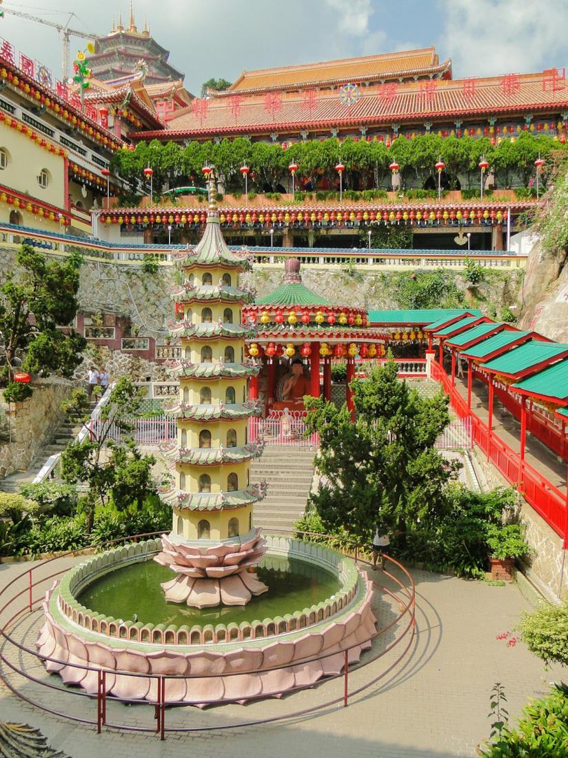Kek Lok Si, tempio di Penang
