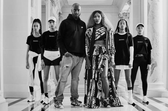 Capsule Collection Estate 2019 Serena Williams e Off-White™ x Nike